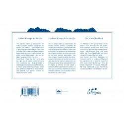 Caderno de campo das illas Cíes | Cuaderno de campo de las islas Cíes | Cíes Islands Sketchbook