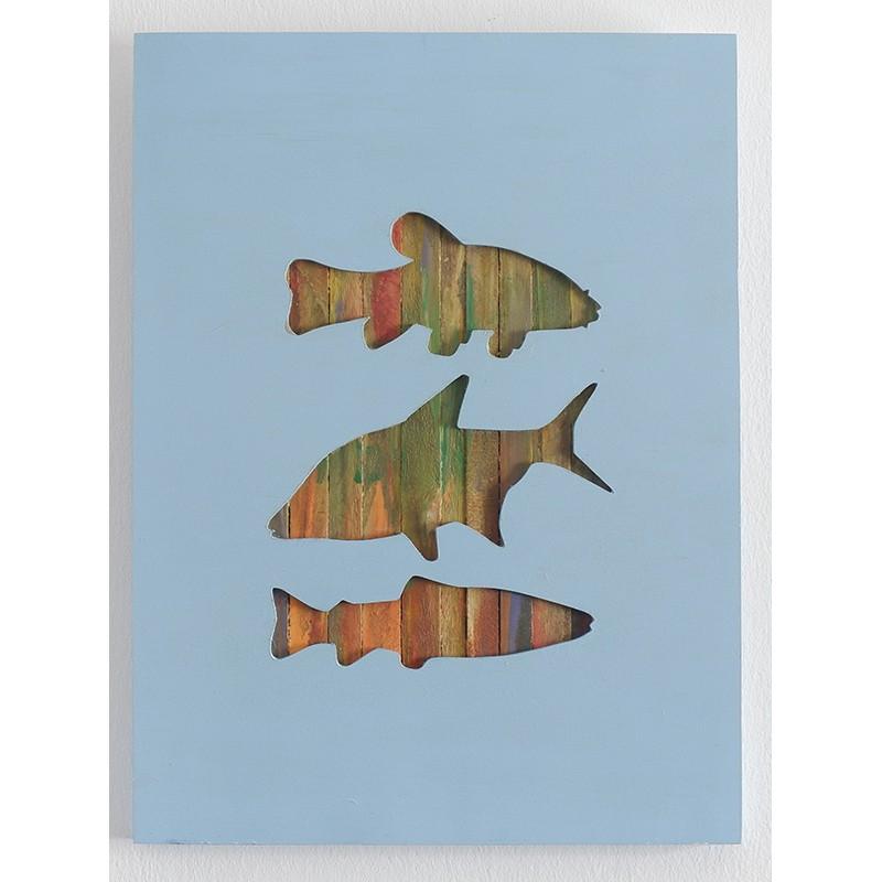 Peixe de 3