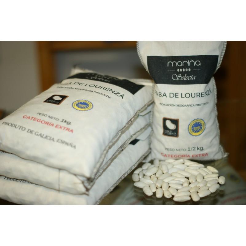 Saco IXP Faba de Lourenzá 1/2 kg