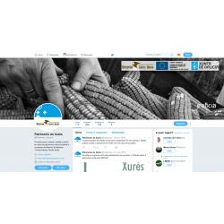 Exemplo de rede social deseñada e mantida os primeiros meses por MaOs Innovación Social.
