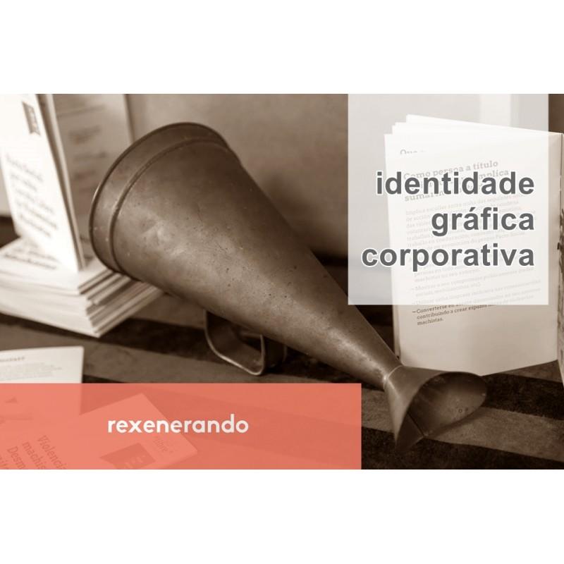 Identidade gráfica corporativa