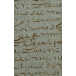 Transcrición de documentos antigos